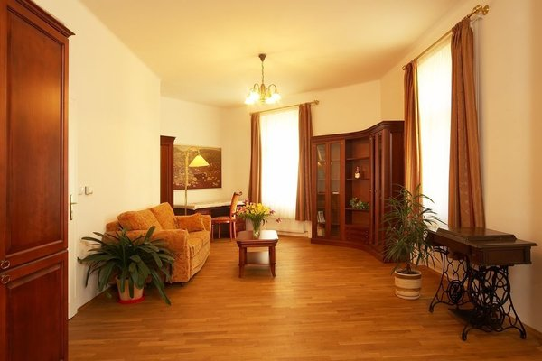 Apartments Vysehrad With Free Parking - фото 18