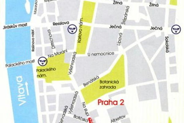 Apartments Vysehrad With Free Parking - фото 6