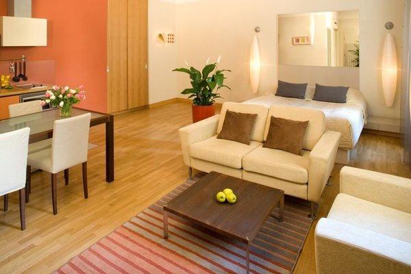 Mamaison Residence Belgicka Prague - фото 10