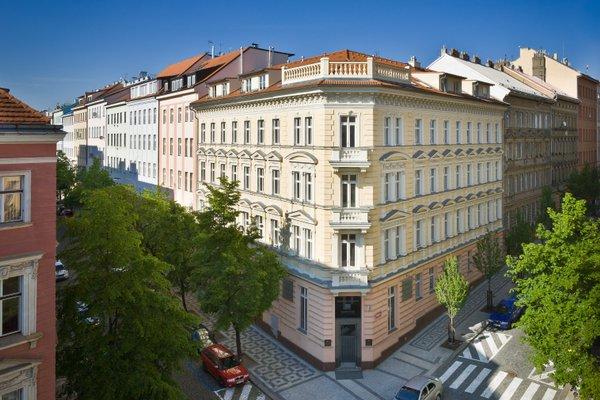 Mamaison Residence Belgicka Prague - фото 23