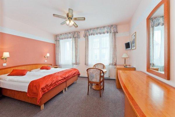 Отель Bily Lev - фото 7