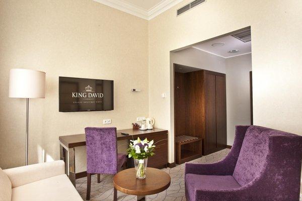 Hotel King David Prague - фото 4