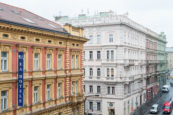 Residence Bohemia Plaza (Резидеция Богемия Плаза) - фото 21