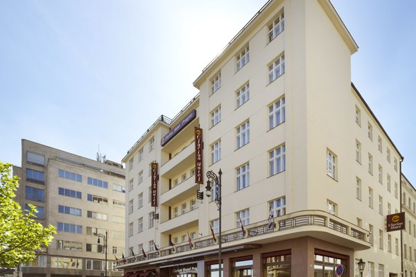 Clarion Hotel Prague Old Town - фото 23