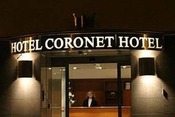 Hotel Coronet - 20