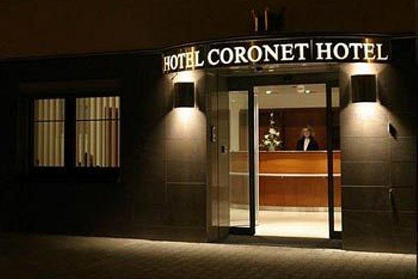 Hotel Coronet - 21