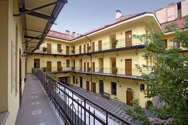 Andel Apartments Praha - фото 23