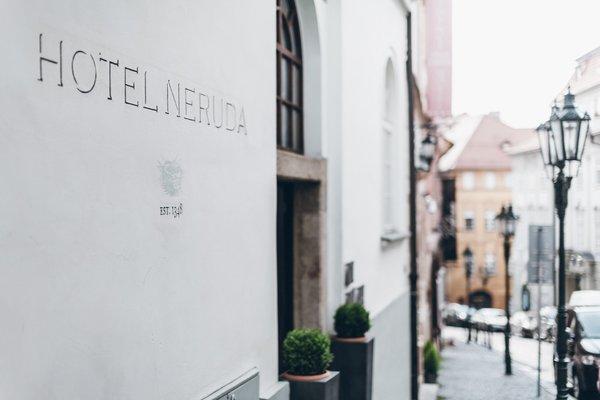 Отель «Design Neruda» - фото 21