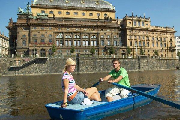Отель Roma Prague - фото 17