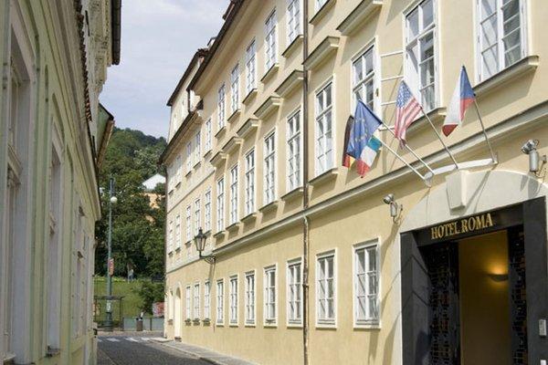 Отель Roma Prague - фото 20