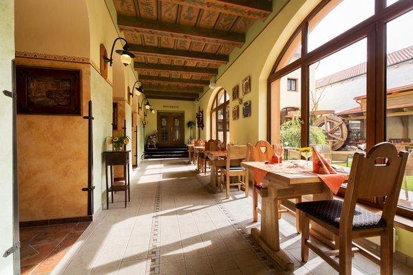 Hotel Selsky Dvur - Bohemian Village Courtyard - фото 19