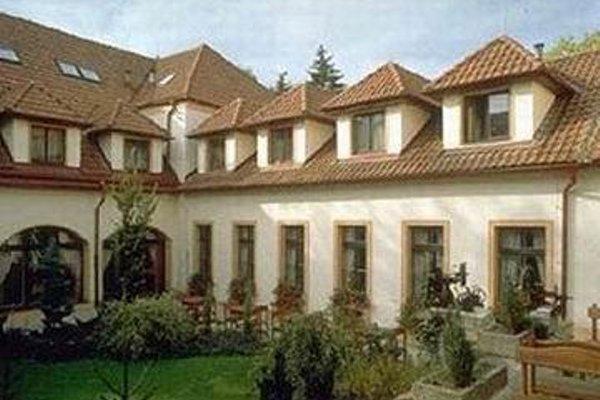 Hotel Selsky Dvur - Bohemian Village Courtyard - фото 22