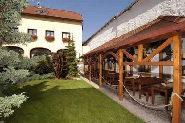 Hotel Selsky Dvur - Bohemian Village Courtyard - фото 23