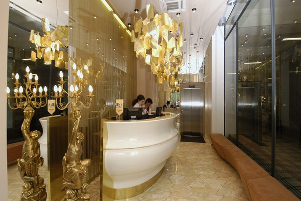 EA Hotel Rokoko - фото 14