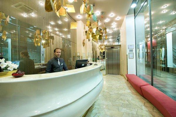 EA Hotel Rokoko - фото 16
