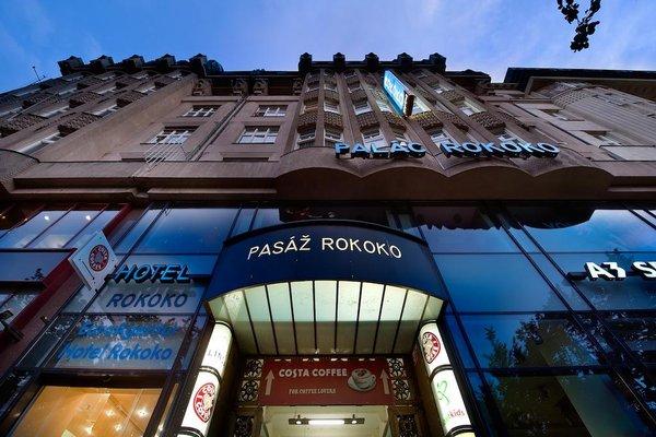 EA Hotel Rokoko - фото 19