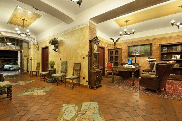 EA Hotel Jeleni Dvur Prague Castle - фото 16