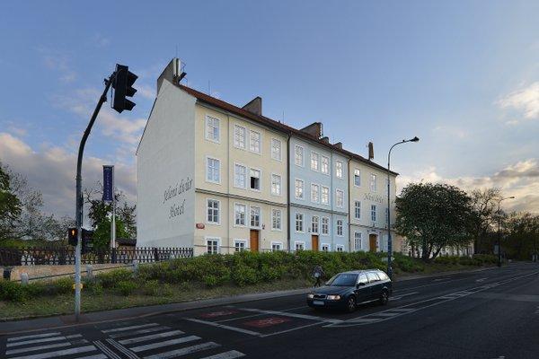EA Hotel Jeleni Dvur Prague Castle - фото 21