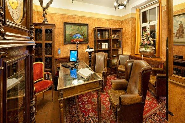EA Hotel Jeleni Dvur Prague Castle - фото 6