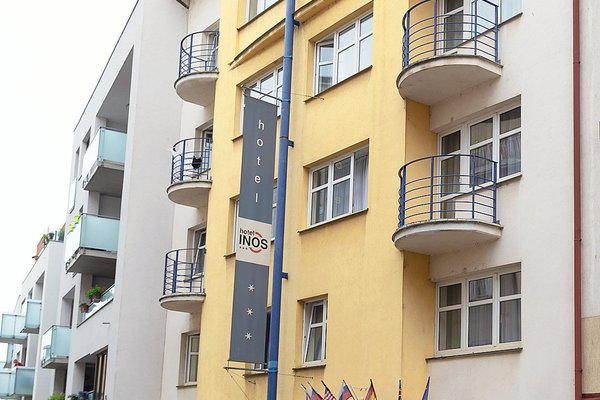 Hotel Inos - фото 21