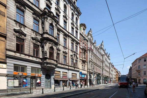 Capital Apartments - фото 22