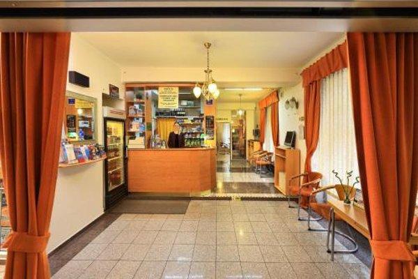 Отель Golden City - фото 12