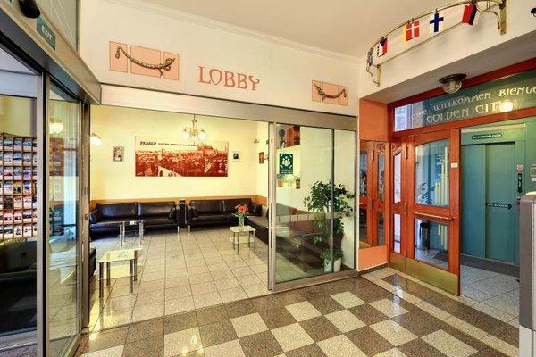 Отель Golden City - фото 16