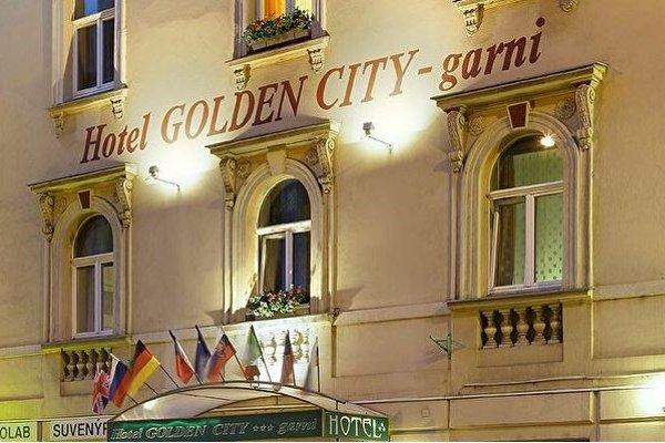 Отель Golden City - фото 18