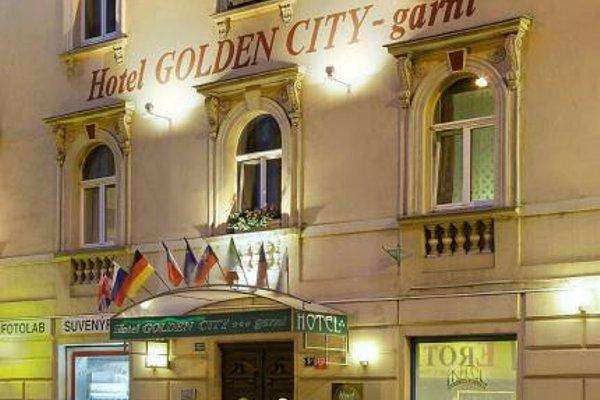 Отель Golden City - фото 19