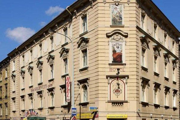 Отель Golden City - фото 20