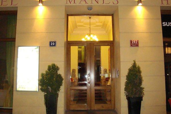 EA Hotel Manes - фото 15