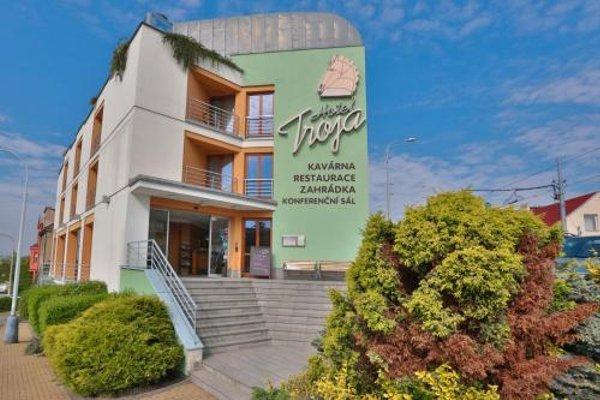 Hotel Troja - фото 22