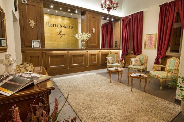 Отель Angelis - фото 20