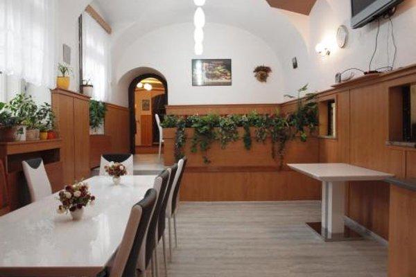 Hotel Jana / Pension Domov Mladeze - фото 10
