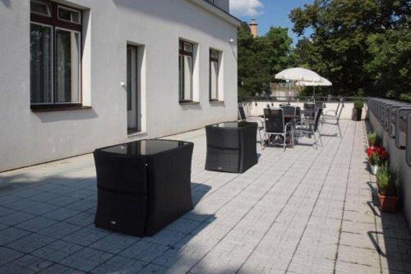 Hotel Jana / Pension Domov Mladeze - фото 13