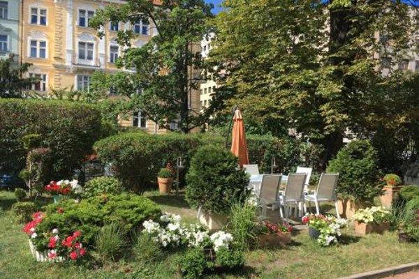 Hotel Jana / Pension Domov Mladeze - фото 16
