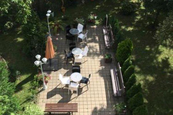 Hotel Jana / Pension Domov Mladeze - фото 19
