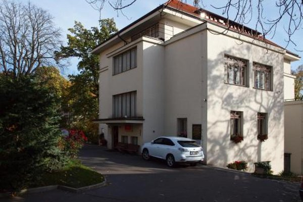 Hotel Jana / Pension Domov Mladeze - фото 22