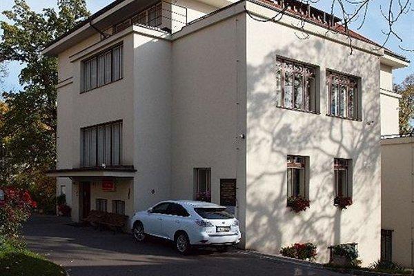 Hotel Jana / Pension Domov Mladeze - фото 23