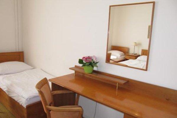 Hotel Jana / Pension Domov Mladeze - фото 3