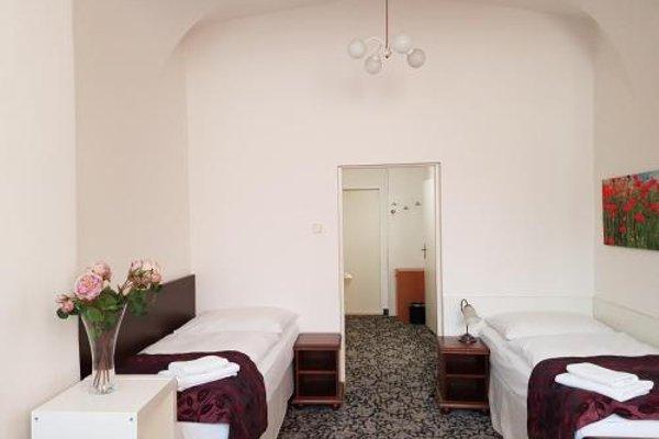 Hotel Jana / Pension Domov Mladeze - фото 4