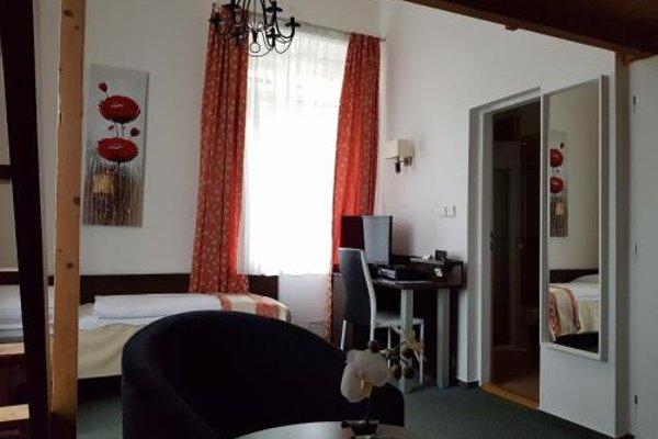 Hotel Jana / Pension Domov Mladeze - фото 8