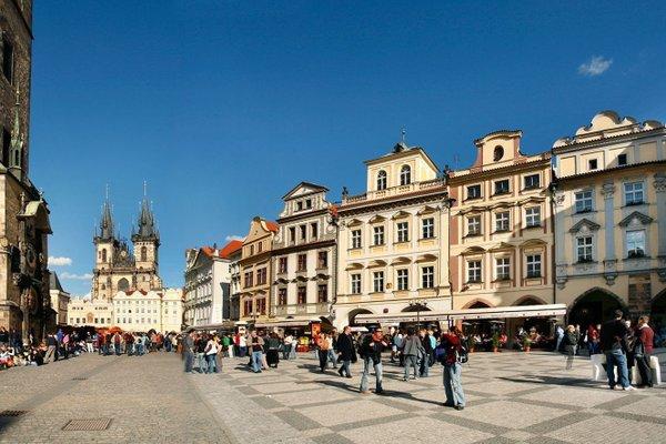 Grand Hotel Praha - фото 19