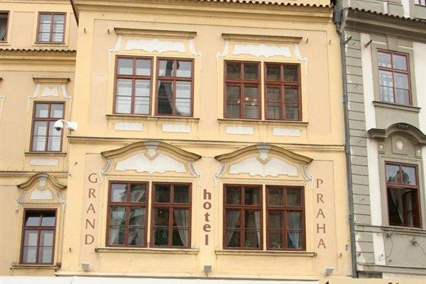 Grand Hotel Praha - фото 21