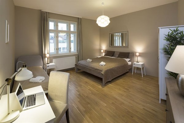 Apartments Wenceslas Square - фото 36