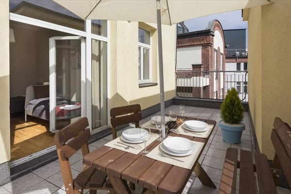 Apartments Wenceslas Square - фото 18