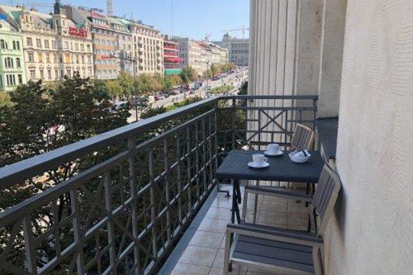 Apartments Wenceslas Square - фото 19