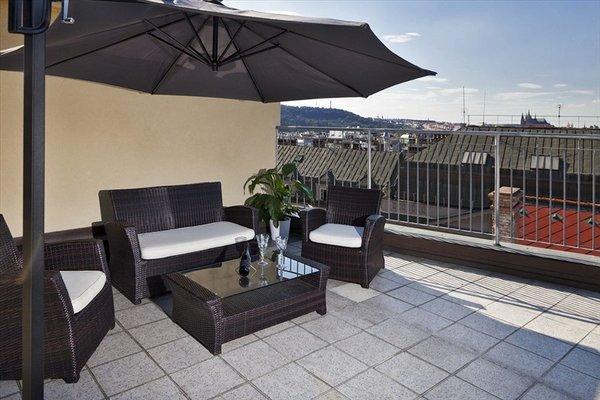Апарт-отель Apartments Wenceslas Square - фото 20
