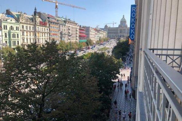 Apartments Wenceslas Square - фото 21