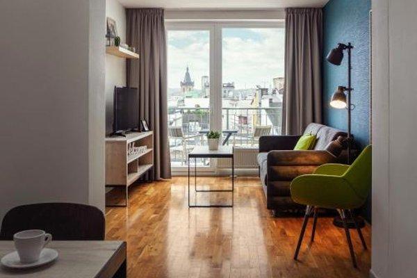 Апарт-отель Apartments Wenceslas Square - фото 7